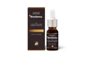 Oliwka do brwi i rzęs BROW OIL BH Brow Henna 10ml