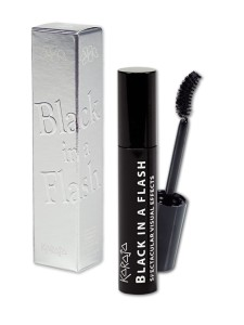 Tusz do rzęs Black In a Flash Mascara Karaja